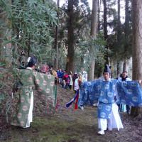2017年1月21日師走祭り中日