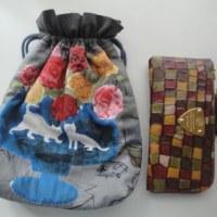 マンハッタナーズの巾着&紐飾りの作り方