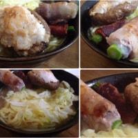 正麺 鶏白湯味 @マルちゃん