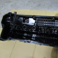 E46/3E46ヘッドカバーのオイル漏れ