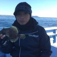 15日カワハギ釣果