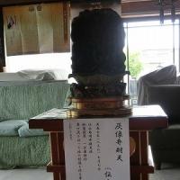 伊達家ゆかりの昌伝庵:米沢温故会例会寺社見学(6/14)