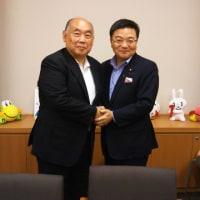 衆議院議員会館古川 康先生の事務所を訪問
