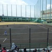 バイク&ベースボール(鳴尾→甲子園)