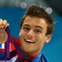 ロンドン五輪銅メダリストの飛込選手、トーマス・デーリーさんがネットで男性との交際をカミングアウト