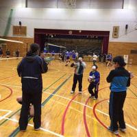 【2月】小学生バレーボール教室開催しました!