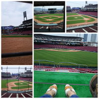 スタジアムツアー 行ってきました
