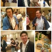 懇親会 @ 第10回滋賀地酒の祭典