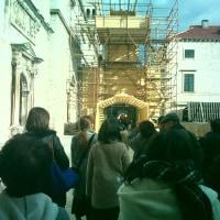 ボスニアヘルツェゴビナのネウムに寄ってからドブロブニクに行きました
