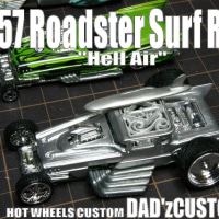 '57 Roadster Surf Rod