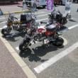宇土マリーナへ~ 今日見かけたバイク達。