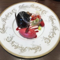 円形の上で生み出される芸術  サーカスとケーキと  〜 カファレルチョコレート 北野本店 〜