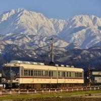 撮り鉄2017part2(富山地方鉄道 本線_中加積-西加積)