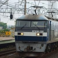 2017年5月25日  総武本線 市川 EF210-122 代走 1094レ