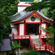 奈良・新緑の吉野山