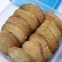 トースターでクッキー