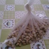 和尚さん  大豆食べる?!