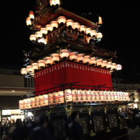 ぶらり旅・秋の高山祭(宵祭・獅子舞い/仙人台)(岐阜県高山市)