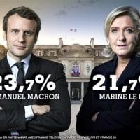 【開票速報】フランス大統領選挙(第一回目)〜下馬評通りの顔合わせ