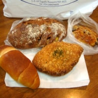金沢市のパン屋:パン・ド・ファンファーレのパン頂きました^^