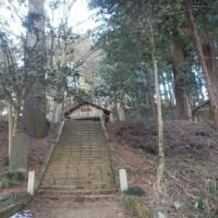 梅香る八王子神社