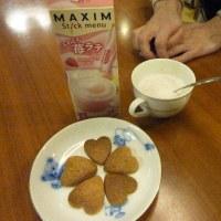 手作りおやつ 20120319