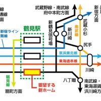 鶴見駅中距離電車停車運動の急展開が示すもの