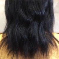 G-UP環ストレートー細毛・切れ毛・アルカリカラー毛ー
