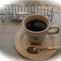 コーヒー@Cafe Blanket
