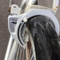 自転車の鍵は、、