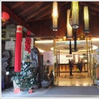 台湾の温泉に初めて入りました