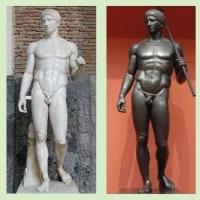 ポリュクレイトス・ギリシア彫刻