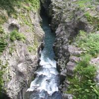 2005年7月18日 高千穂峡