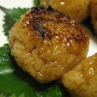 もち米焼きおむすび
