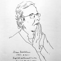 20170615 Simon Donaldson