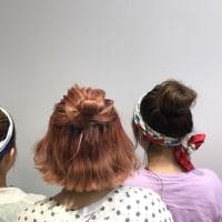 まとめ髪研究所の近況