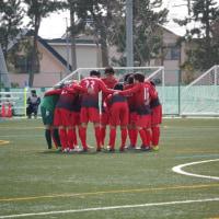 天皇杯北海道予選準決勝