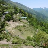 日本のチロル「下栗の里」からしらびそ高原へ