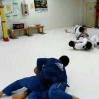 (月)柔術クラス