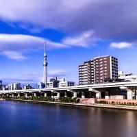 TOKYO BLUE SKY