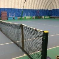 土曜日はテニスの試合
