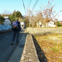 相州アルプスを歩く-1(西山三山)