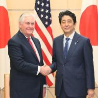 対北朝鮮や対中国への国際戦略で日米両国は強硬策で一致、森友学園問題などは只の痴話騒ぎだ!!