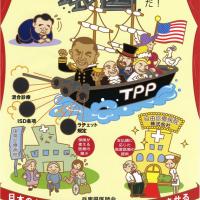 関税だけではないTPPのリスクは全く審議されていない。ISDS条項。国民皆保険・薬価への影響。野党は徹底抗戦すべきだ。