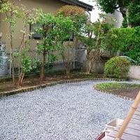 【山形駅西賃貸】専用庭と吹き抜けのある戸建貸家