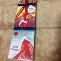 ジャパンの東京タワーで買いました、的な♪