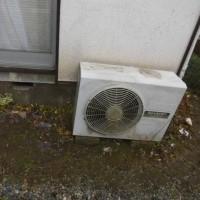 エアコンの取り換え工事他