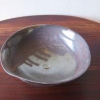 紅砂掛け流し鉢