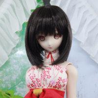 DD・M、L胸用 和風メイド ソメイヨシノ