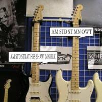 Fender USA アメスタ2本